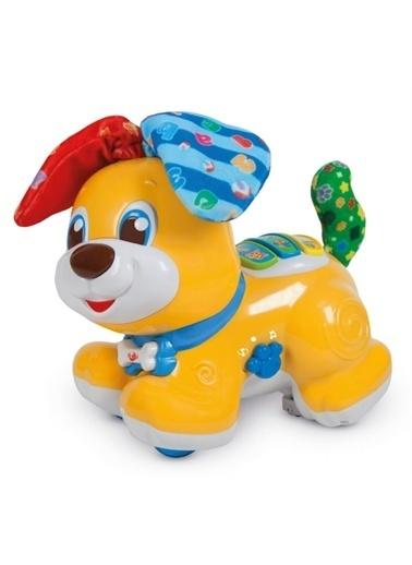 Clementoni Baby Clementoni Sevimli Köpekçik 64998 Renkli